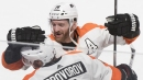 Provorov scores in OT, Flyers beat Canadiens for fourth straight win