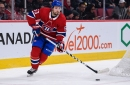 Montreal Canadiens Victor Mete Out With Lower-Body Injury
