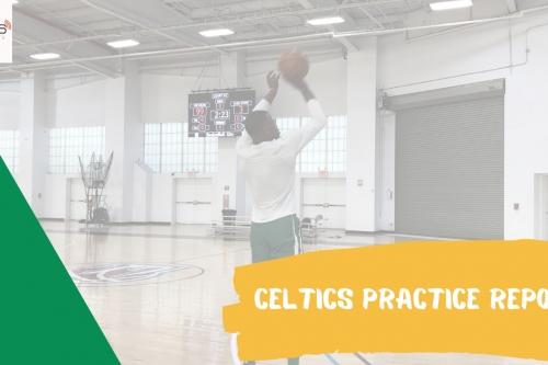 VIDEO: Wanamaker, Kanter on Celtics bench rise, jeans