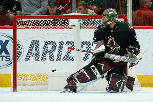 Den's Digest: What went wrong in Coyotes' loss to Sharks