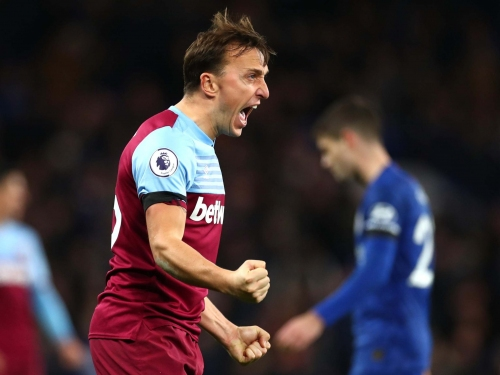 Chelsea vs West Ham: How Mark Noble's fiery team talk inspired Hammers to victory