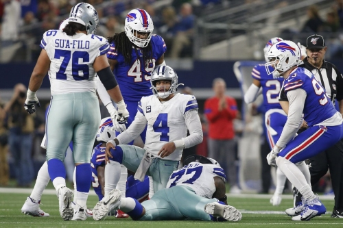 Cowboys loss to the Bills just raises more questions