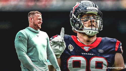 'Real optimism' that J.J. Watt returns to the Texans for NFL playoffs