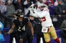 49ers, Ravens mock each other during Sunday's showdown