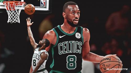 Video: Celtics' Kemba Walker pulls off ridiculous reverse layup, killer crossover vs. Knicks