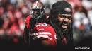 49ers' Richard Sherman says he will play vs. Saints despite ending Ravens loss injured