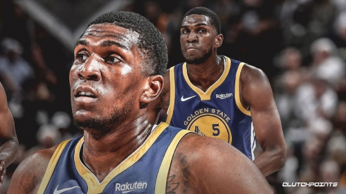 Kevon Looney 'scheduled' to return to Warriors on Monday vs. Hawks