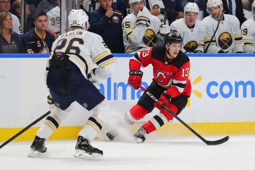 Game Preview: Devils at Sabres