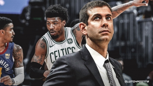 Celtics' Brad Stevens reveals Marcus Smart's oblique injury 'wasn't as bad as in the past'