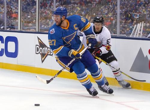NHL Predictions: December 2nd – Including St. Louis Blues vs Chicago Blackhawks