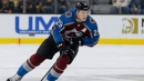 MacKinnon, Goaltenders Rittich and Jones named NHL three stars
