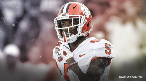 Clemson WR Tee Higgins would make the Bills' offense even more lethal