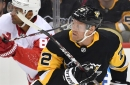 Penguins' Patric Hornqvist has lower-body injury; Justin Schultz making progress
