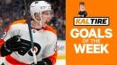 Goals of the Week: Ivan Provorov's phenomenal OT winner