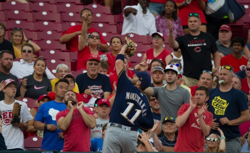 Social media reactions: Cincinnati Reds add Mike Moustakas at second base