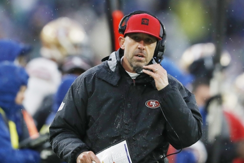 49ers bunker in Florida after getting 'sloppy' in loss to Ravens