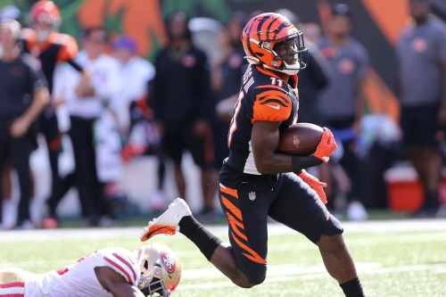Zac Taylor expects John Ross to return this week