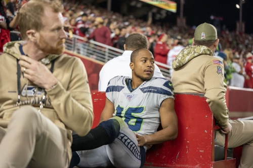 Report: Multiple Seahawks have the flu, including Tyler Lockett