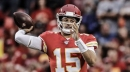 Can Patrick Mahomes and the Chiefs send a message to the Patriots in Week 14?