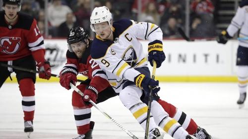 NHL Live Tracker: Devils vs. Sabres