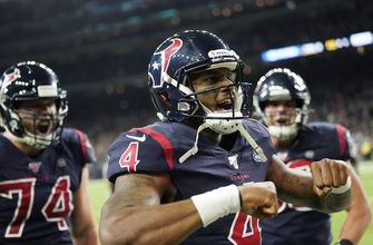 Watson shines, Texans look to build on win over Pats