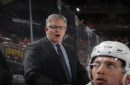 Blackhawks put assistant coach Marc Crawford on leave after recent allegations