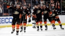 Ducks hold off Kings in first rivalry meeting of season