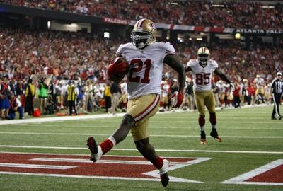 Ex-49er Frank Gore's Hall of Fame candidacy: His durability shouldn't be a knock against him