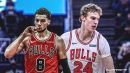Zach LaVine, Lauri Markkanen finally hit 20 points in same game for 1st time this season