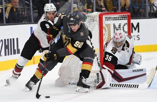 NHL power rankings: Arizona Coyotes' Darcy Kuemper, Antti Raanta make team a contender