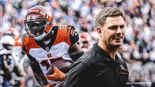 Bengals coach Zac Taylor says John Ross will 'have a role' in Week 14