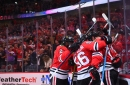 Chicago Blackhawks Andrew Shaw and Duncan Keith Out