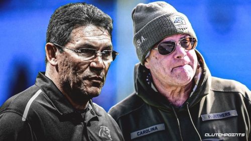 Panthers owner David Tepper speaks out after Ron Rivera firing