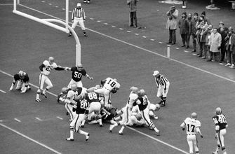 NFL At 100-AP Was There-Browns-Bengals 1970