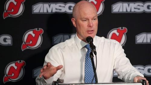 Devils fire John Hynes; Alain Nasreddine named interim head coach