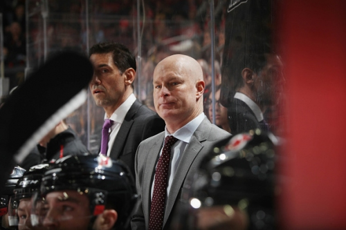 New Jersey Devils Fire Head Coach John Hynes