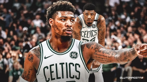 Marcus Smart doubtful to face Heat with abdomen contusion