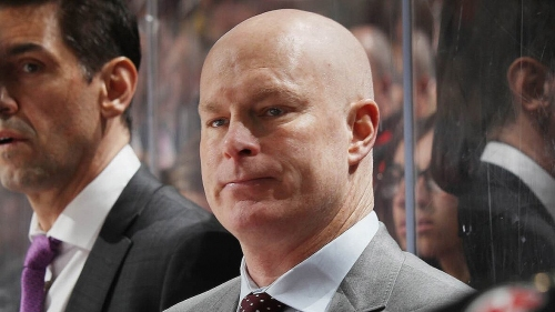 Devils dismiss head coach John Hynes, promote Alain Nasreddine