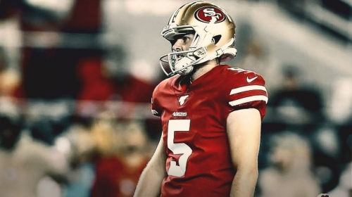 49ers release K Chase McLaughlin