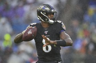 Surging Ravens are unanimous top team in AP Pro32 poll