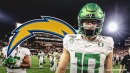 Oregon QB Justin Herbert and the Chargers may make perfect sense in the 2020 NFL Draft