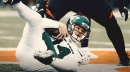 Jets QB Sam Darnold 'not concerned' about knee injury