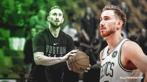Celtics' Gordon Hayward 'looks good,' makes 'real strides' in first contact practice
