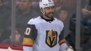 Chandler Stephenson scores in Golden Knights debut