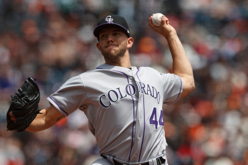 Giants sign ex-Rockies starter who they claimed, then cut