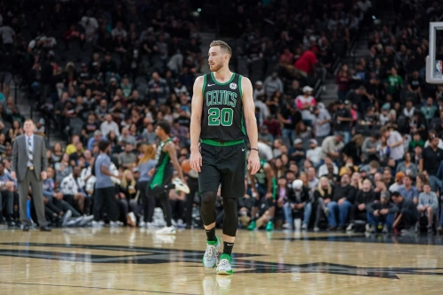 Must Cs: Celtics receive update on Gordon Hayward