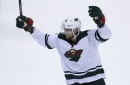 Soucy, Kahkonen Lead Wild to 4-2 Win over Panthers