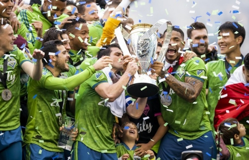 Sounders hold annual business meeting remotely