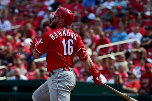 Updating the Top 100: Tucker Barnhart