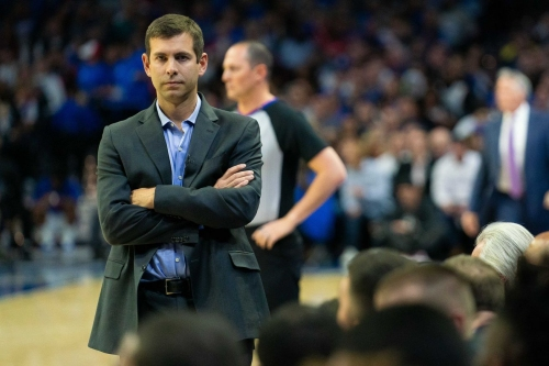 """Brad Stevens: """"I'm done with these $^@#! challenges"""""""